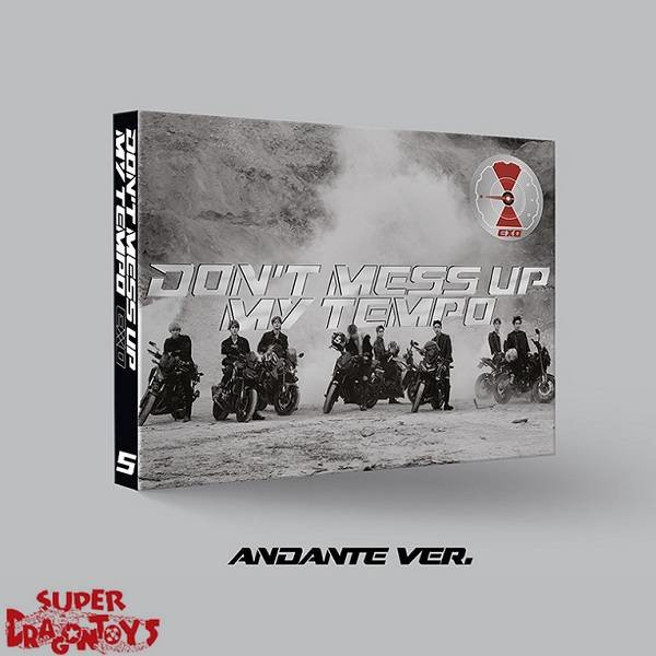 EXO - DON'T MESS UP MY TEMPO - [ANDANTE] VERSION - 5TH ALBUM