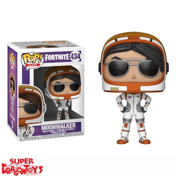 FUNKO  FORTNITE - MOONWALKER - FUNKO POP