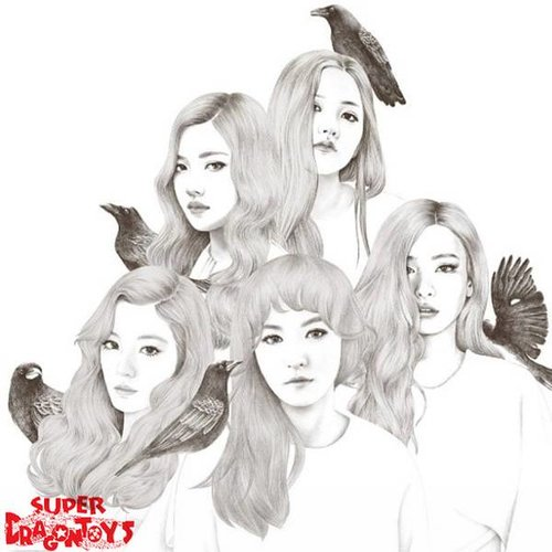 RED VELVET - ICE CREAM CAKE - [AUTOMATIC] VERSION - 1ST MINI ALBUM
