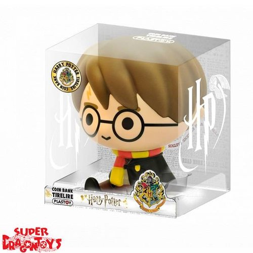 PLASTOY HARRY POTTER - HARRY POTTER - COIN BANK / TIRELIRE