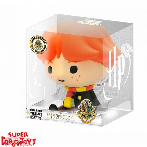 HARRY POTTER - RON WEASLEY - COIN BANK / TIRELIRE