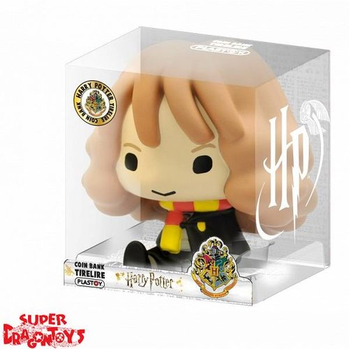 PLASTOY HARRY POTTER - HERMIONE GRANGER - COIN BANK / TIRELIRE