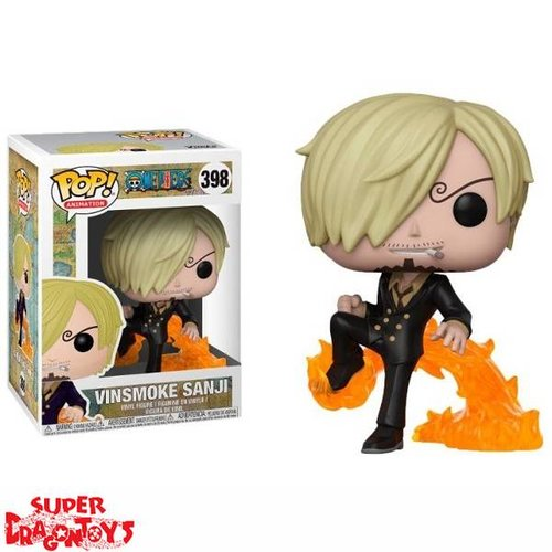 ONE PIECE - VINSMOKE SANJI - FUNKO POP