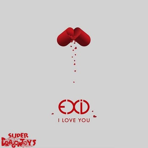 EXID - I LOVE YOU - 3RD SINGLE ALBUM