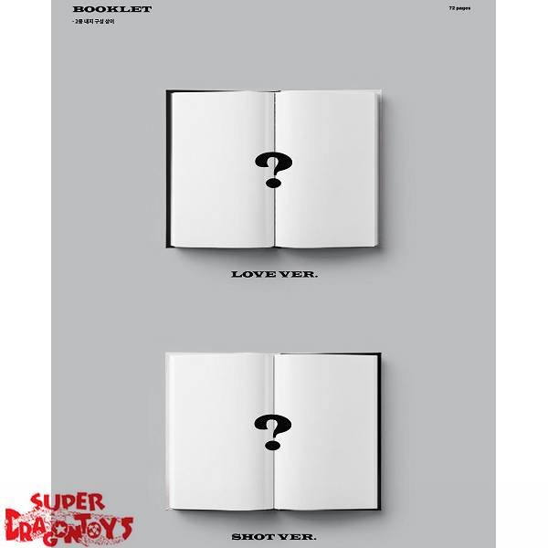 EXO - LOVE SHOT - [SHOT] VERSION - 5TH [REPACKAGE] ALBUM + 2 FREE OFFICIAL POSTERS