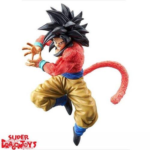DRAGON BALL GT - SUPER SAIYAN 4 SON GOKOU - [KORE DE SAIGO DA! 10X KAMEHAMEHA!] SPECIAL FIGURE