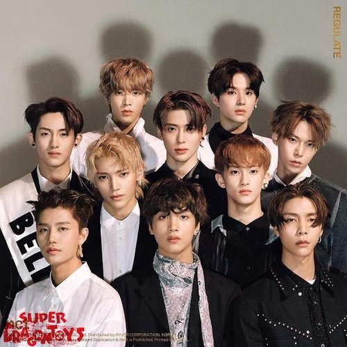 NCT127 - NCT127 REGULATE - [RANDOM COVER] VERSION - 1ST [REPACKAGE] ALBUM