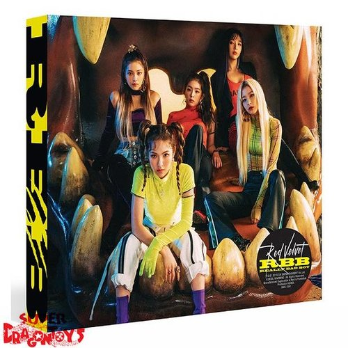 RED VELVET - RBB - 5TH MINI ALBUM