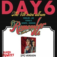 DAY6 - REMEMBER US : YOUTH PART 2 - [FF] VERSION - 4TH MINI ALBUM