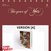 TWICE - THE YEAR OF YES - [A] VERSION - 3RD SPECIAL ALBUM