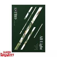 ASTRO - ALL LIGHT - [GREEN] VERSION - 1ST ALBUM + FREE [FOLDED] OFFICIAL POSTER