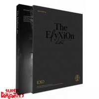 EXO - THE EXO PLANET : THE ELYXION [DOT] - [2CD + PHOTOBOOK] BOX - LIVE CONCERT ALBUM