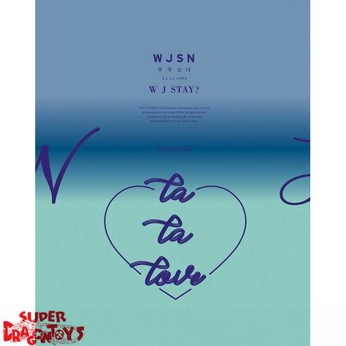 WJSN (COSMIC GIRLS) - WJ STAY? - VERSION [I] - 6TH MINI ALBUM