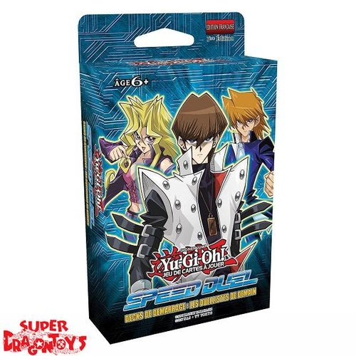 "YUGIOH TCG - [SPEED DUEL] DECK DE DEMARRAGE ""LES DUELLISTES DE DEMAIN"" - EDITION FRANCAISE"