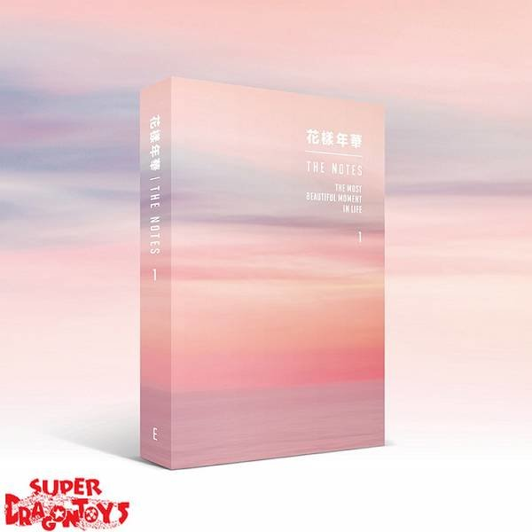 BTS - THE MOST BEAUTIFUL MOMENT IN LIFE [THE NOTES 1] - NOVEL - ENGLISH EDITION