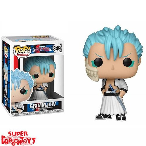 FUNKO  BLEACH - GRIMMJOW - FUNKO POP