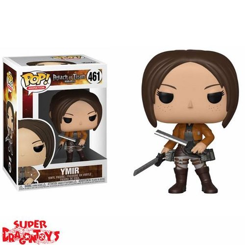 FUNKO  ATTACK ON TITAN - YMIR - FUNKO POP