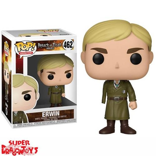 FUNKO  ATTACK ON TITAN - ERWIN - FUNKO POP