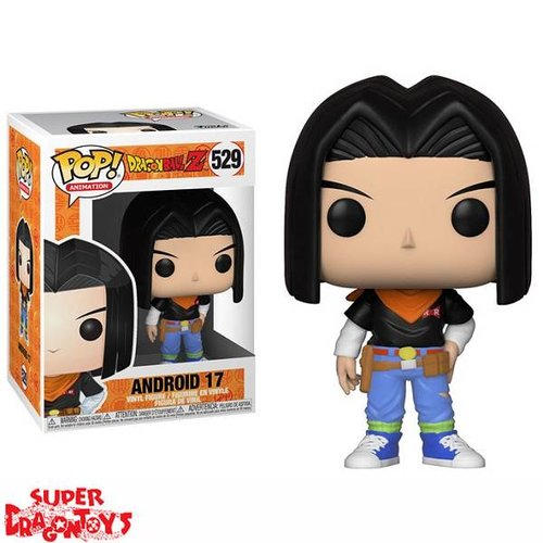FUNKO  DRAGON BALL Z - ANDROID 17 - FUNKO POP