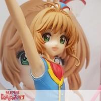 Banpresto Cardcaptor Sakura Clear Card Sakura Kinomoto EXQ