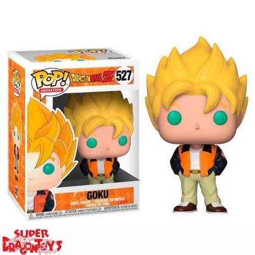 FUNKO  DRAGON BALL Z - GOKU [CASUAL] - FUNKO POP