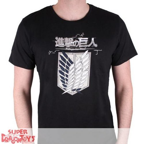 "TSHIRT - ATTACK ON TITANS ""SNK"""