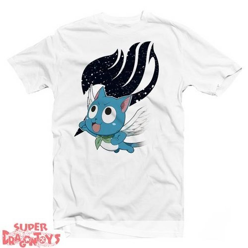TSHIRT - FAIRY TAIL ''HAPPY""