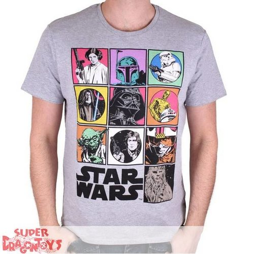 TSHIRT - STAR WARS ''ICONS""