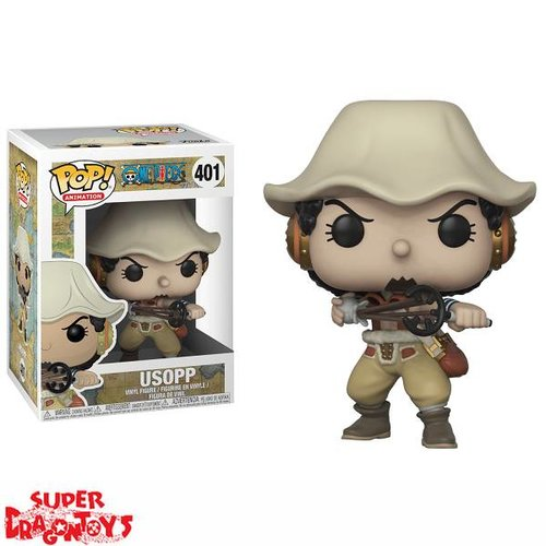 ONE PIECE - USOPP - FUNKO POP