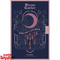DREAMCATCHER - THE END OF NIGHTMARE - [INSTABILITY] VERSION - 4TH MINI ALBUM