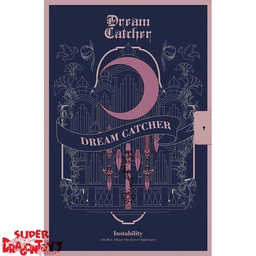 DREAMCATCHER - THE END OF NIGHTMARE - [INSTABILITY] VERSION - 4TH MINI ALBUM