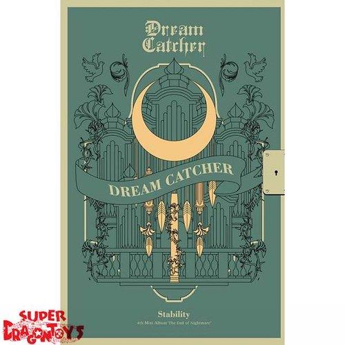 DREAMCATCHER - THE END OF NIGHTMARE - [STABILITY] VERSION - 4TH MINI ALBUM