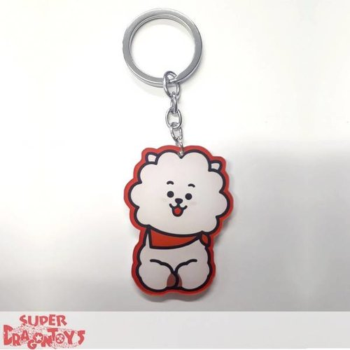 BTS - PORTE CLE [RJ] (JIN) - BT21 COLLECTION