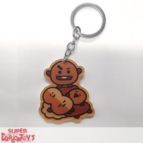 BTS - PORTE CLE [SHOOKY] (SUGA) - BT21 COLLECTION
