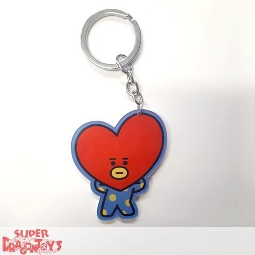 BTS - PORTE CLE [TATA] (V) - BT21 COLLECTION