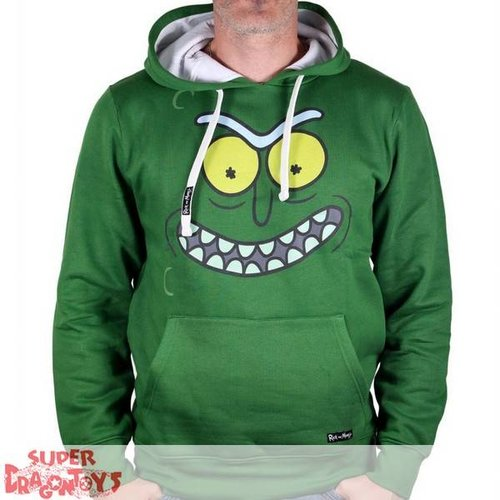 "SWEAT SHIRT - RICK ET MORTY  ""FLIP THE PICKLE"""