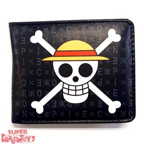 "ONE PIECE - PORTEFEUILLE ""SKULL LUFFY"""