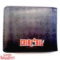"""ABYSSE CORP. FAIRY TAIL - PORTEFEUILLE """"EMBLEME"""""""
