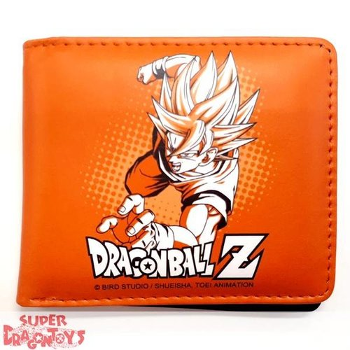 "ABYSSE CORP. DRAGON BALL Z- PORTEFEUILLE ""GOKU"""