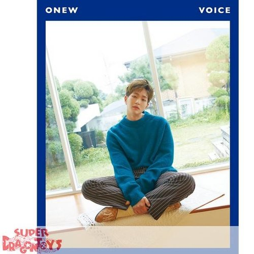 "ONEW - ""VOICE"" OFFICIAL POSTER"