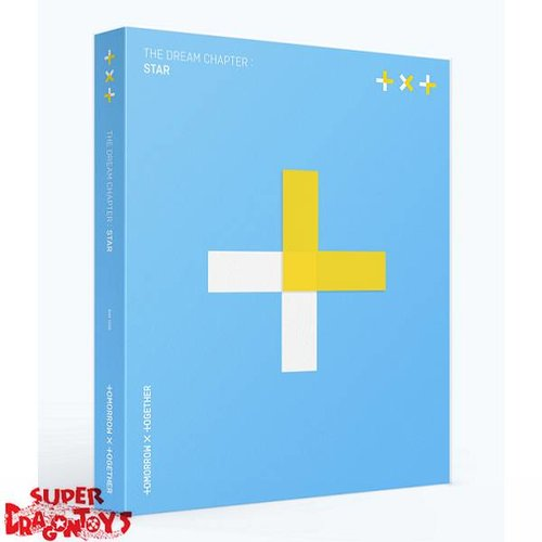 TXT - THE DREAM CHAPTER : STAR - DEBUT ALBUM