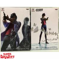 "BANPRESTO  CITY HUNTER (NICKY LARSON) - KAORI MAKIMURA & RYO SAEBA - ""CREATOR X CREATOR"" SPECIAL FIGURE"
