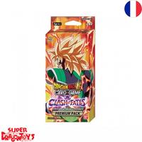 "BANDAI DRAGON BALL SUPER TCG - PREMIUM PACK ""CLASH OF FATES"" - EDITION FRANCAISE"