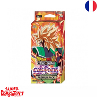 "DRAGON BALL SUPER TCG - PREMIUM PACK ""CLASH OF FATES"" - EDITION FRANCAISE"