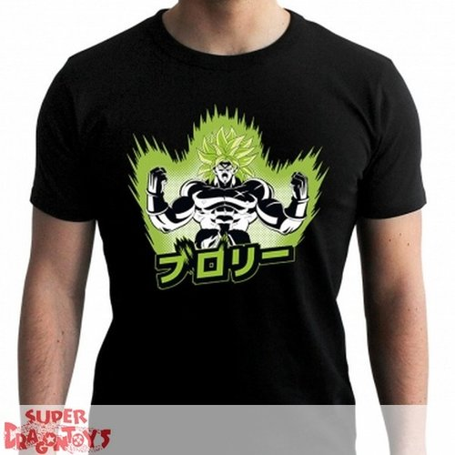 "TSHIRT - DRAGON BALL SUPER ""BROLY"""