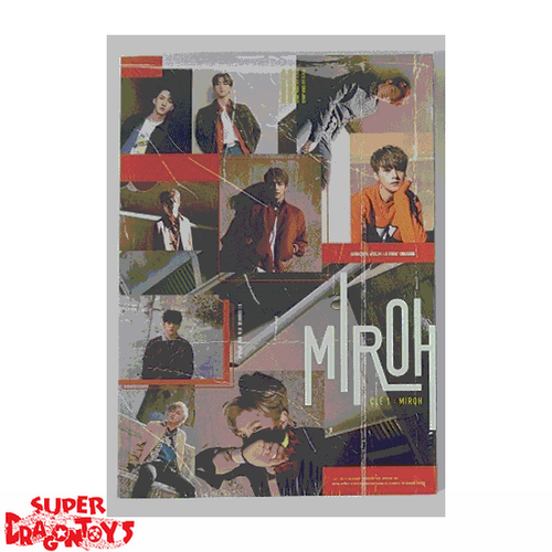 STRAY KIDS - CLE1 : MIROH - [CLE1] VERSION - MINI ALBUM