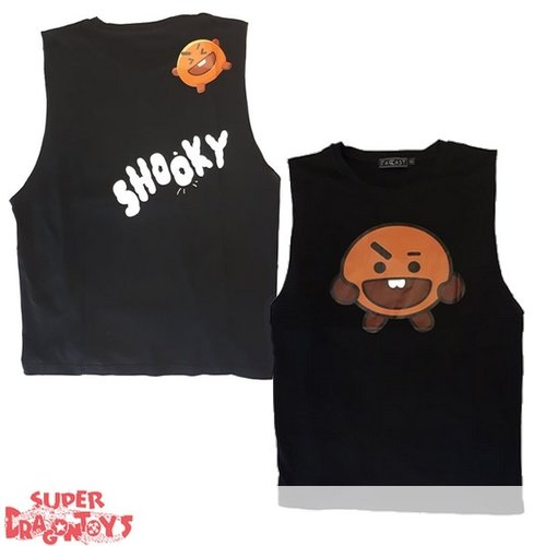 "BTS - SHOOKY [SUGA] - DEBARDEUR ""BT21"" COLLECTION"