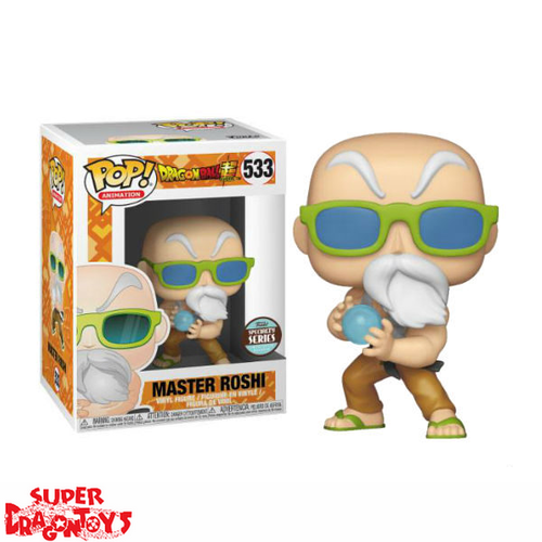 FUNKO  DRAGON BALL SUPER - MASTER ROSHI - FUNKO POP [SPECIALTY SERIES] LIMITED EDITION