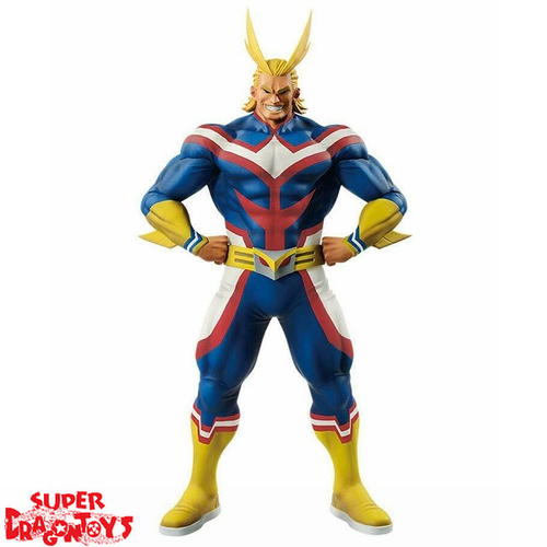 "MY HERO ACADEMIA - ALL MIGHT - DXF FIGURE ""AGE OF HEROES"" VOL.1"