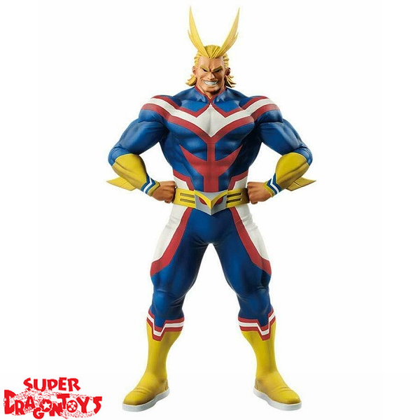 "BANPRESTO  MY HERO ACADEMIA - ALL MIGHT - DXF FIGURE ""AGE OF HEROES"" VOL.1"